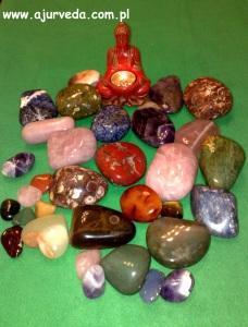 kamienie szlachetne do masażu kamieniami