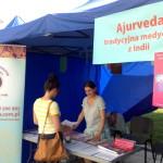 Wystawiamy się w Kaliszu na Dniach Kultury Indyjskiej 2015r